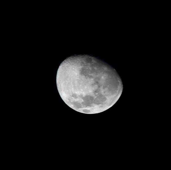 2015-08-26 Moon 11 Days 600mm