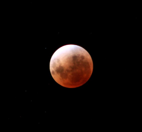 2011-12-11 Total Lunar Eclipse